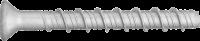 Śruba do betonu z łbem stożkowym - ocynk